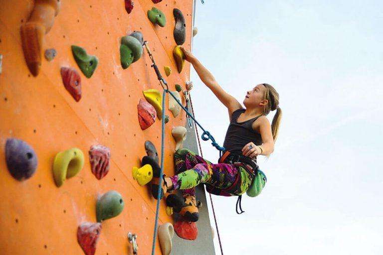 graz staedtereise klettern kletterhalle schueler projektwoche klassenfahrt