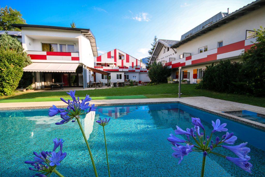 Jugendhotel Egger in Villach-Landskron
