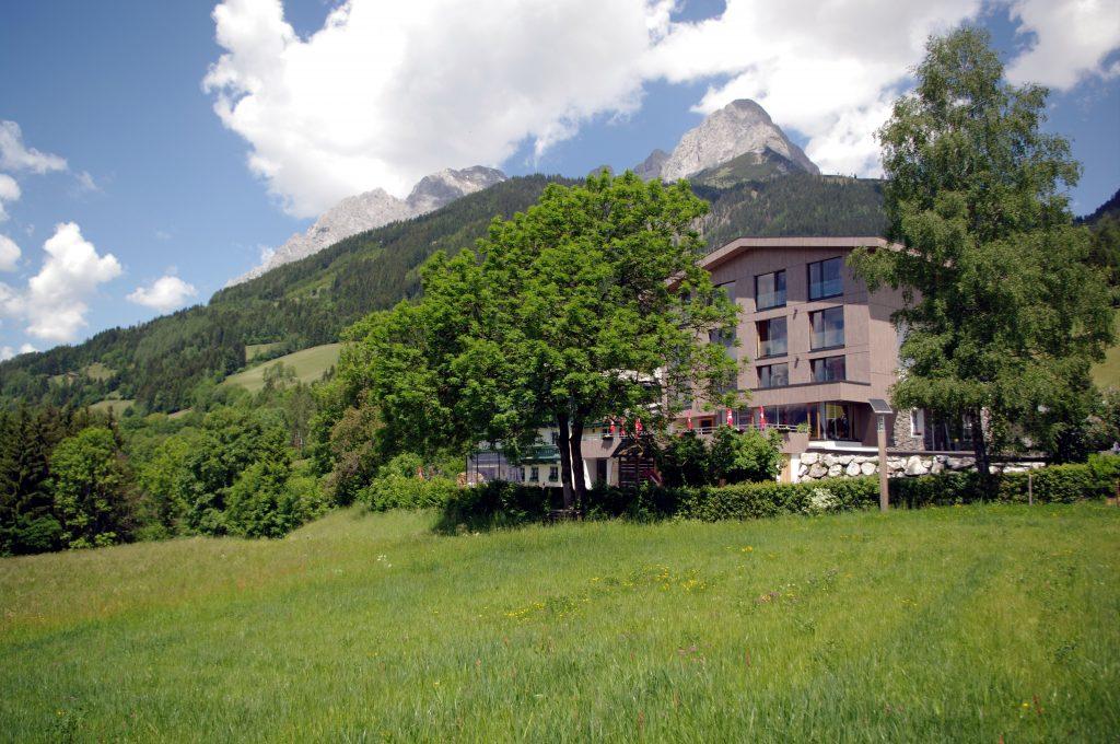 Jugenhotel Zistelberghof in Werfenweng